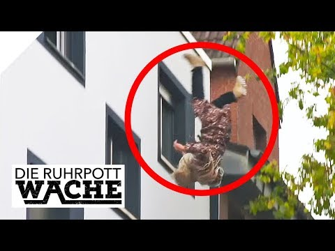 Sturz aus dem 4. Stock: Von der Affäre geschubst? | Die Ruhrpottwache | SAT.1 TV