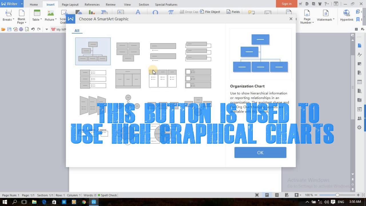 Wps writer tutorial 3  wps basic tutorial  wps office learn basic  how to use wps office  wps office - YouTube