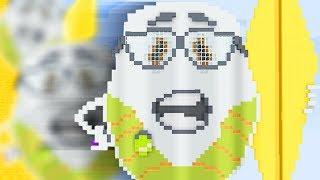 ПОСТРОИЛ ЛОГОТИП *COFFI* в Minecraft! (Маинкрафт - банда ютуб в сборе)