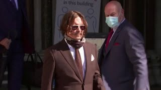 Johnny Depp tells court poop in bed ended his marriage