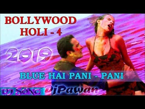 Blue Hai Pani Pani Holi Song Sandeep Kapoor, Sonia Sharma
