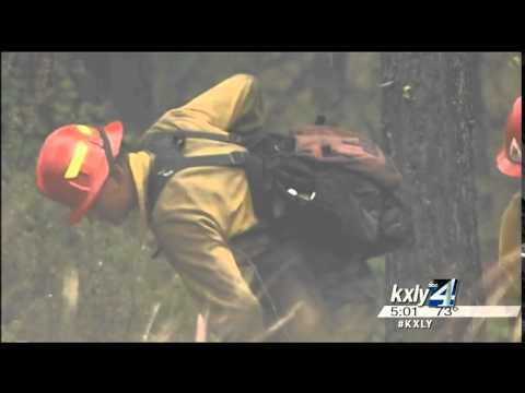 Carlton Complex now Washington's largest wildfire ever
