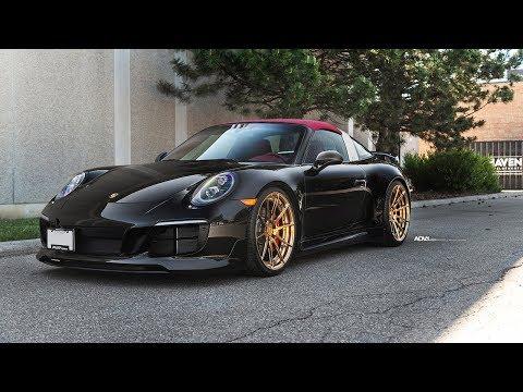 Tops are OPTIONAL: Porsche 911 Targa 4S  by Pfaff Tuning