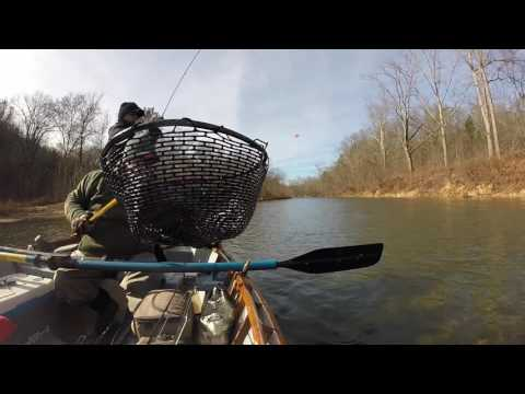 GoPro Eleven Point River Guided Fishing Trip 2016