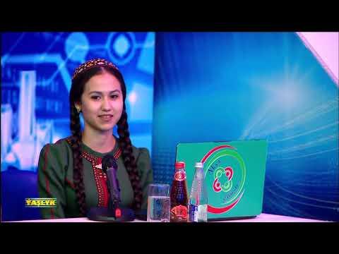 Akyl giňişligi 2020 TDMaI vs TDBweSI zehin bäsleşigi tv Ýaşlyk Türkmenistan türkmen talyplar gyzykly