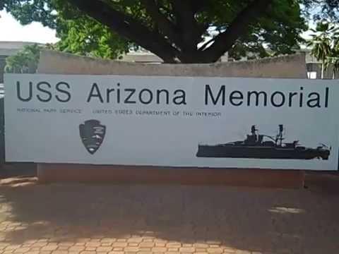 Virtual Tour of the USS Arizona Memorial