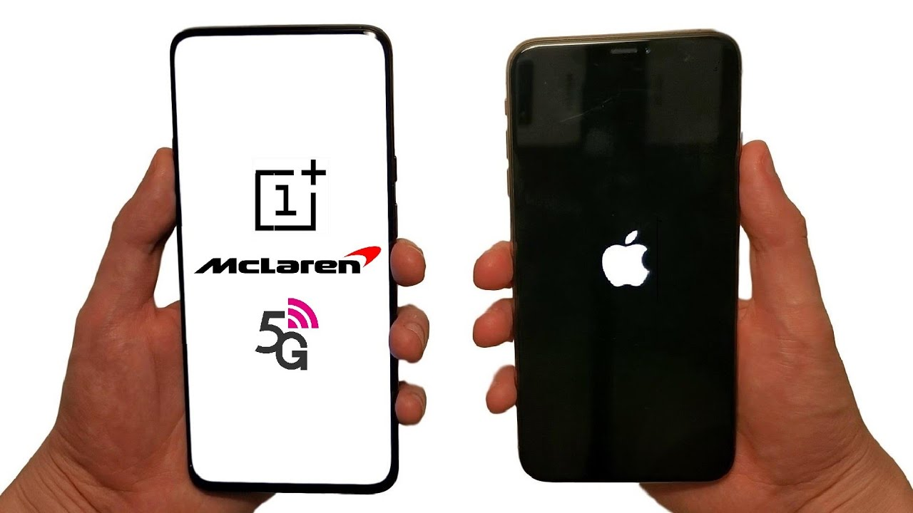 OnePlus 7T Pro 5G McLaren vs iPhone 11 Pro Max Review Of Specs