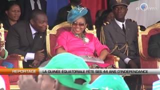 La Guinée équatoriale fête ses 44 ans d