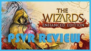 Its Magical - The Wizards PSVR Review (Video Game Video Review)