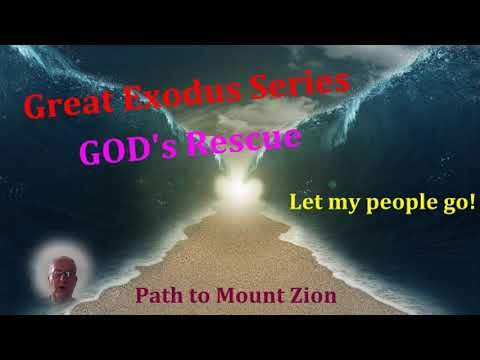 The Great Exodus - Let my people go!
