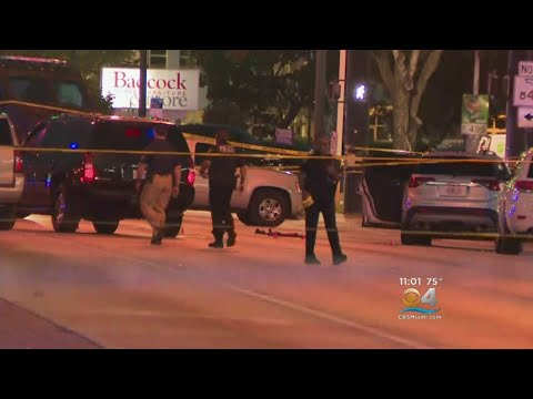 Murder Suspect Shot And Killed On Busy Street By Fort Lauderdale Police