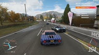 Forza Horizon 4 - The FASTEST American Supercar in S1-Class | 2005 Ford GT [Ranked Adventure]
