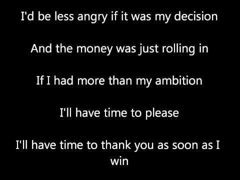 Emeli Sande - Clown Lyrics on screen