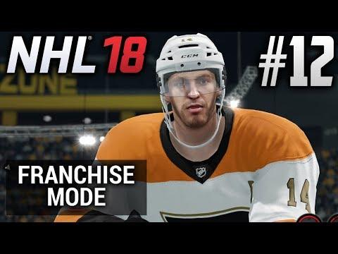 NHL 18 Franchise Mode | Philadelphia Flyers | EP12 | GOLDEN (S2G57)