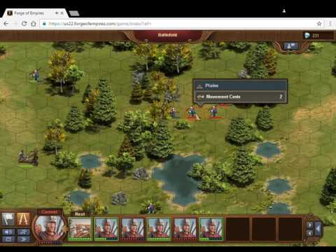 "Forge of Empires Gameplay #2: ""Bronze Recruitment"""