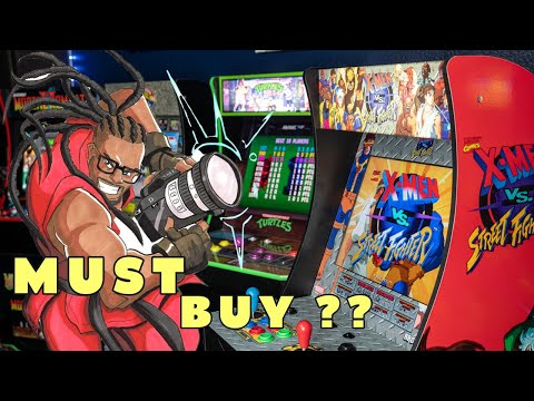Is the Arcade1up XMEN vs Street Fighter a must buy? from Mr. Wright Way