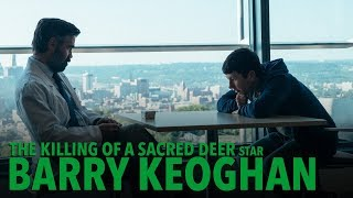 Barry Keoghan on THE KILLING OF A SACRED DEER