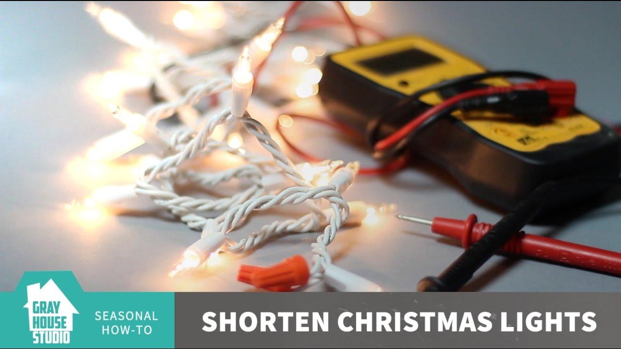 christma light wiring diagram repair [ 1280 x 720 Pixel ]