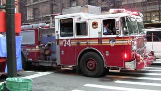 | FDNY Box 1056 | FDNY Investigating an odor of GAS on 75th and Amsterdam