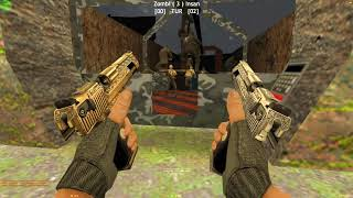 Counter-Strike: Zombie Escape Mod - ze_Alejandria_Scape_2 | Dark Professional