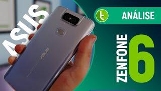 Asus Zenfone 6 Custo X BenefÍcio Matador E Ótimas Selfies  Análise  Review