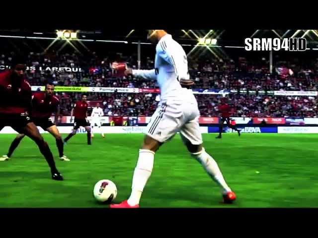 Cristiano Ronaldo Dribble / Skills HD Travel Video