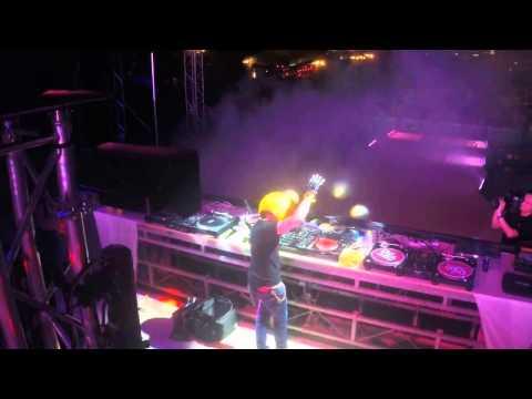 Mike Candys live | Sentosa Beach, Singapore & Dragon Party, Zhonshan (China)