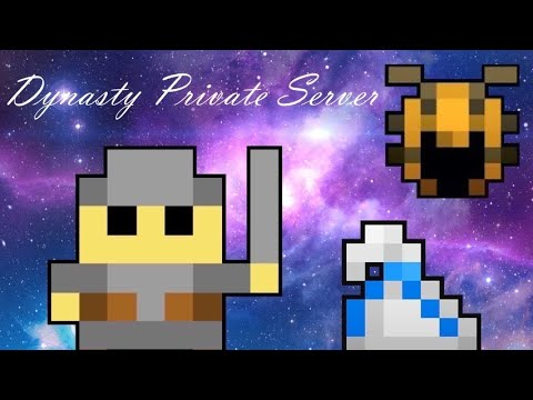 [Dynasty] New Account Experience (Rotmg Private Server)