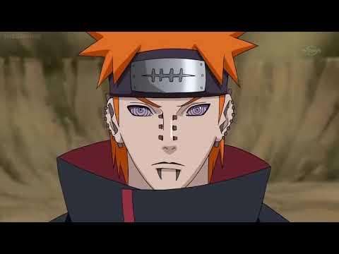 Download Naruto sage mode Sennin mode and Kyuubi mode VS Pain FULL FIGHT HD