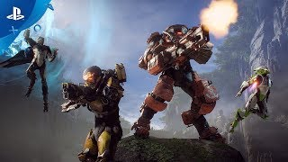 Anthem - This Is Anthem Gameplay Series Part 1: Story, Progression and Customization | PS4