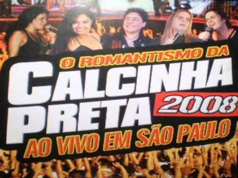 CD COMPLETO - Promocional 2008 - Calcinha Preta