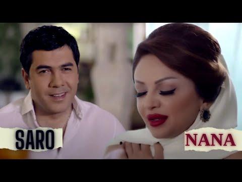 Nana & Saro Tovmasyan - Karot // Official Music Video // Full HD // ©