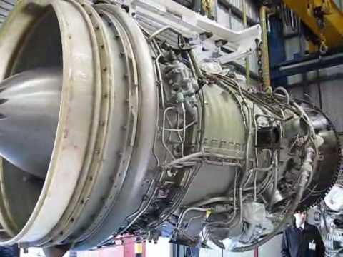 Rolls Royce (1990) RB211 - Type 24C Gas Generator. Including Standard Annular Combustor.