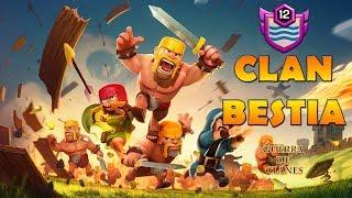 bestia vs ch'ti team 2 | CLASH OF CLANS