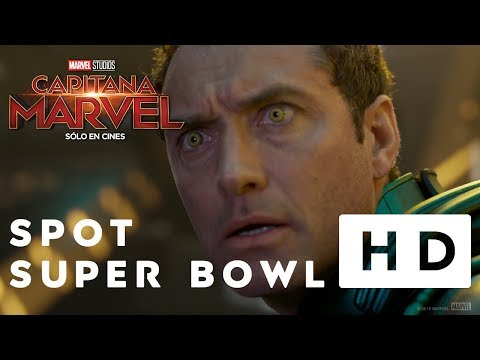 Nuevo spot de Capitana Marvel