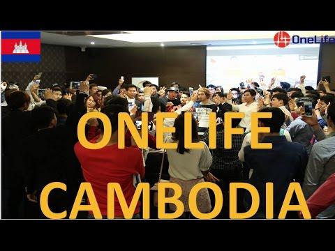 Event Onelife Cambodia In Korea