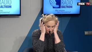 Врач-гинеколог Рижского роддома Анна Мыскова в программе
