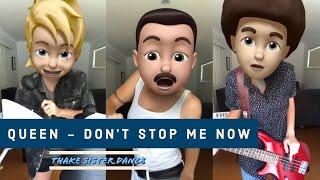Don't Stop Me Now - QUEEN memoji music video