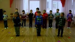 Шумовой оркестр в детском саду. Репетиция к утреннику.(подготовительная группа., 2012-12-18T14:51:32.000Z)