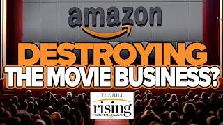 Zaid Jilani: Will Amazon destroy movie business?