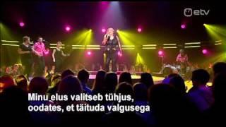 Eesti Laul 2011 My Melody by Sofia Rubina LIVE HQ