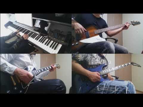 Endless Rain (X Japan) Cover  - Piano/Bass/2 Guitars