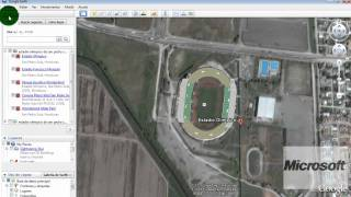 Como usar google earth