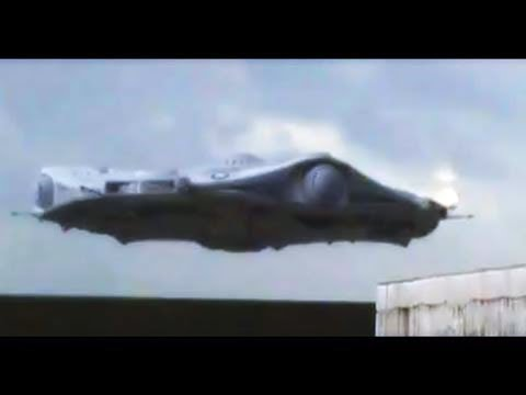 "Social Media UFO's #7. The ""USAF UFO"" Back engineered UFO craft exposed on video."