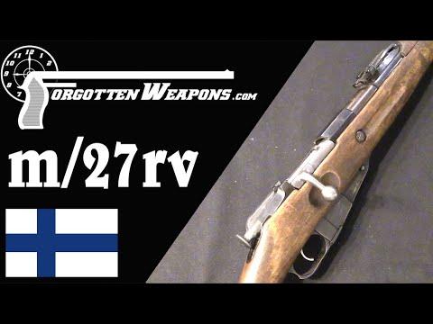 Finnish m/27rv Cavalry Carbine