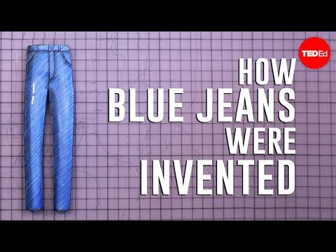 How blue jeans were invented | Moments of Vision 10 - Jessica Oreck