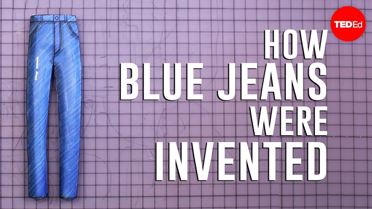 the invention of blue jeans Why were blue jeans invented declan everett when were blue jeans invented examveda the invention of the blue jean levi strausshistory jeans origin.