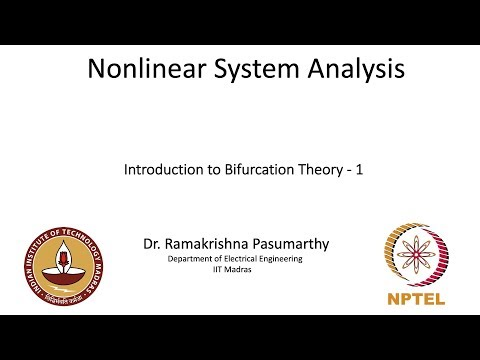 Introduction to Bifurcation