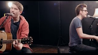 """Hey There Delilah"" - Plain White T's // (Alex Goot & Chad Sugg COVER)"