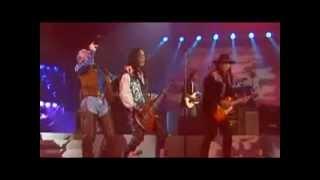 Blackrose - penantian live 1991
